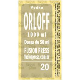Fita dosadora Orloff